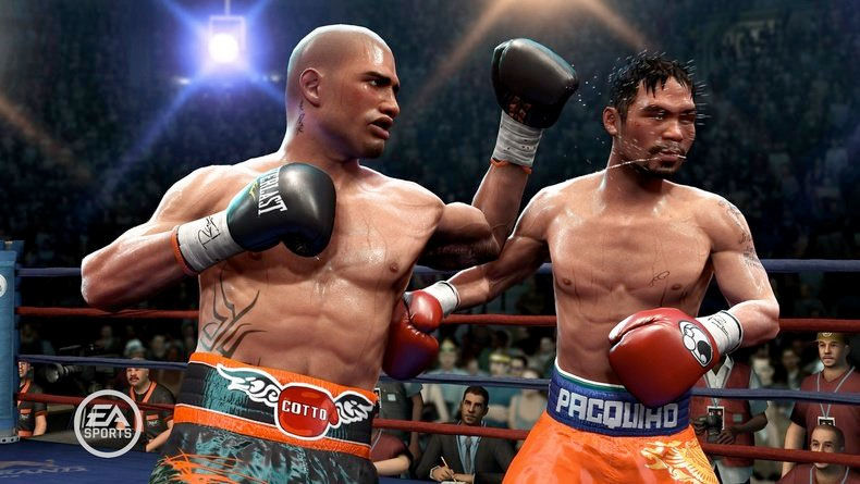 New Fighting Games For Ps4 : Ea may need to abandon ufc and refocus on boxing games
