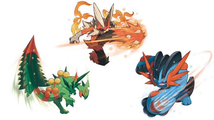 Omega Ruby Or Alpha Sapphire A Guide To The Differences