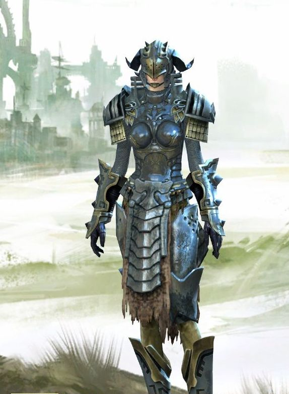 Gw2 fashion: Stand Your Ground!