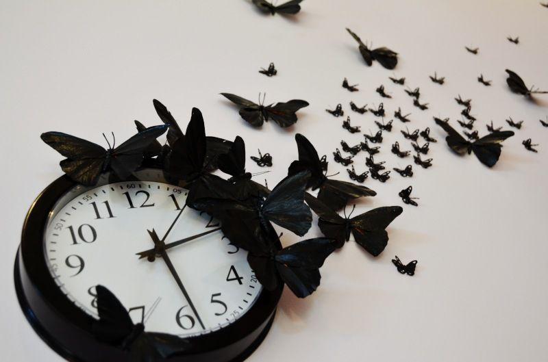 Настенные часы с маятником своими руками