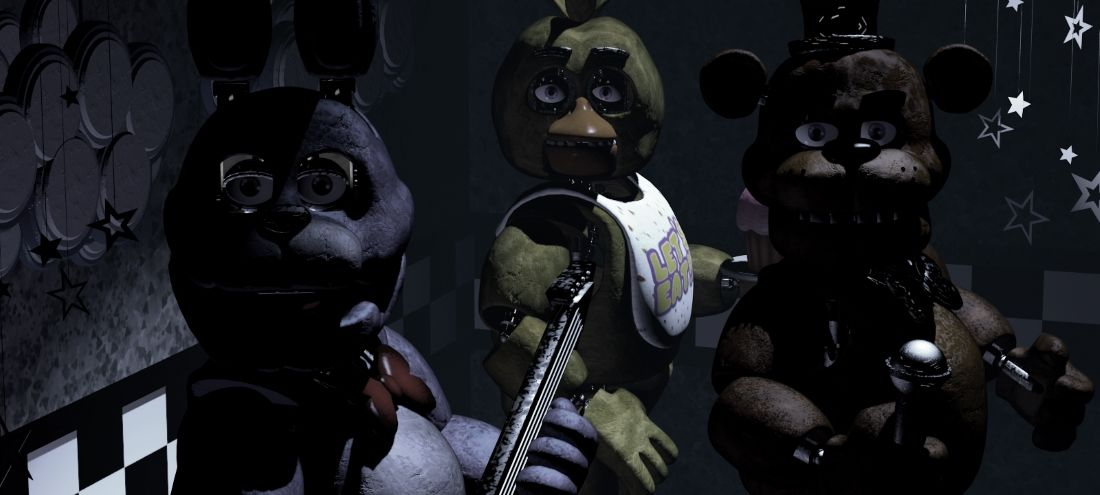 13 Rare Five Nights At Freddys Screens You May Not Have Seen Five
