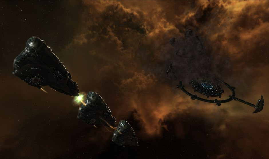 Why EVE Online is the Most Beautiful MMO of the Decade   Eve