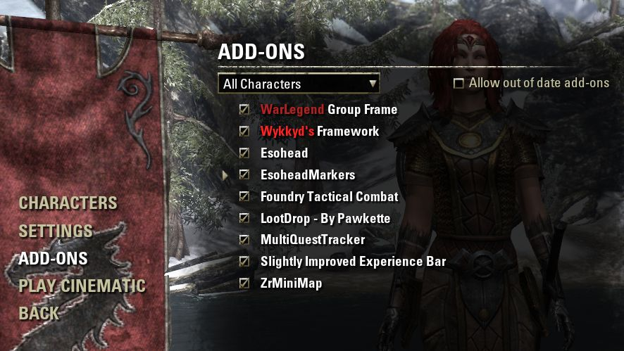 Elder Scrolls Online - How to Install Addons | Elder Scrolls Online