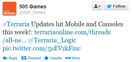 Terraria Updates for Mobile and Console Gamers | Terraria