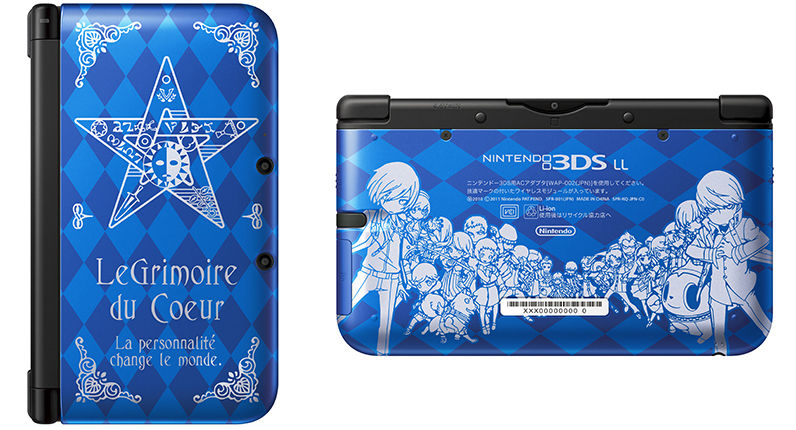 Nintendo announces three colorful new looks for nintendo 3ds xl.