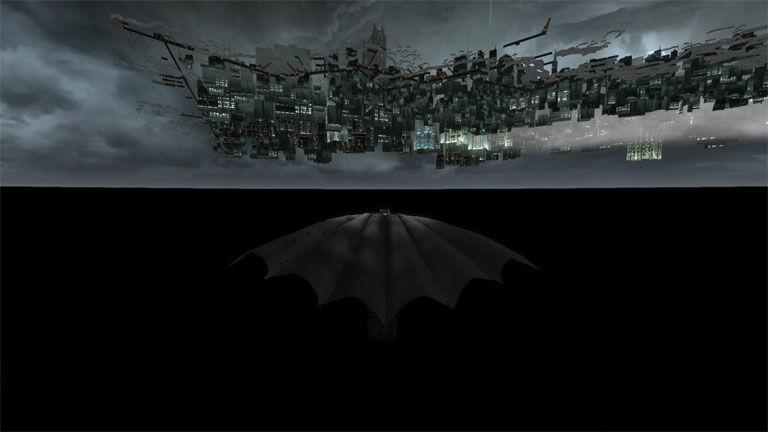 Batman: Arkham Origins Stuck in GCPD Tunnels, Infinite Fast