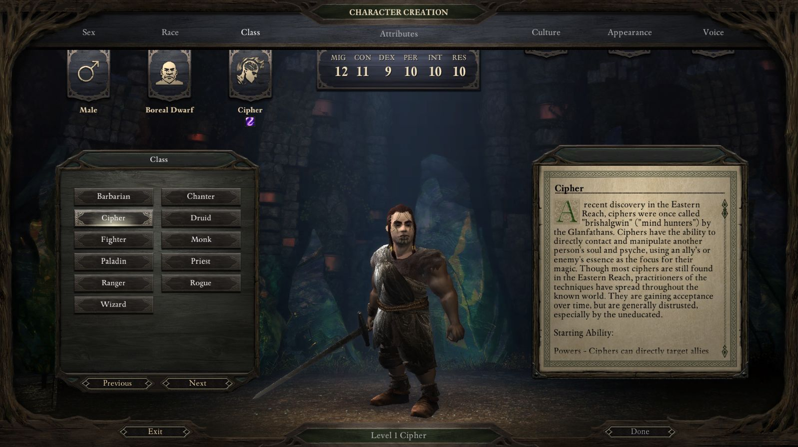 Mechanics That Come To You >> Pillars of Eternity Character Creation Guide | Pillars of Eternity