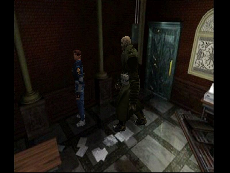 The Top 5 Jump Scares Of Resident Evil 2 Resident Evil 2