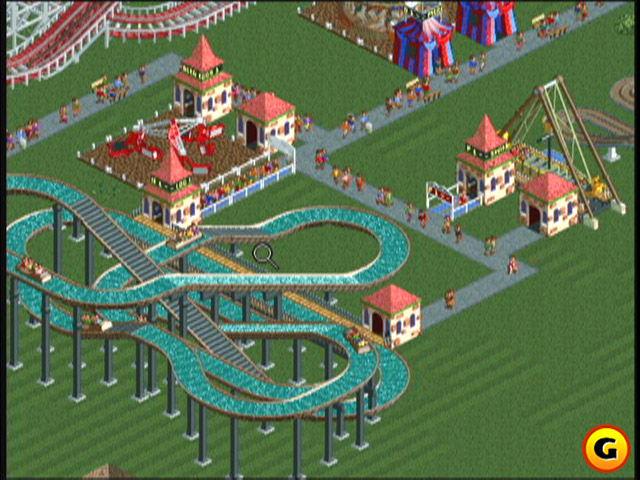 Coaster Spiel
