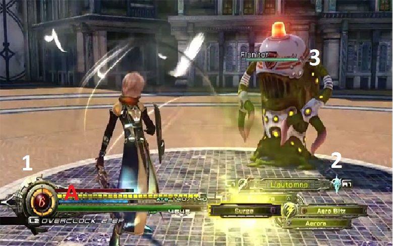 Lightning Returns Guide: Battle Basics | Lightning Returns: Final ...