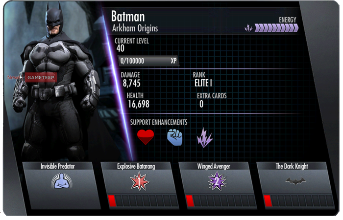 Injustice mobile special arkham batman offer batman arkham injustice mobile special arkham batman offer want your dark knight voltagebd Choice Image