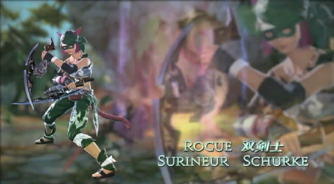 FFXIV: E3 Reveals Rogue and Ninja Features and More | Final Fantasy XIV