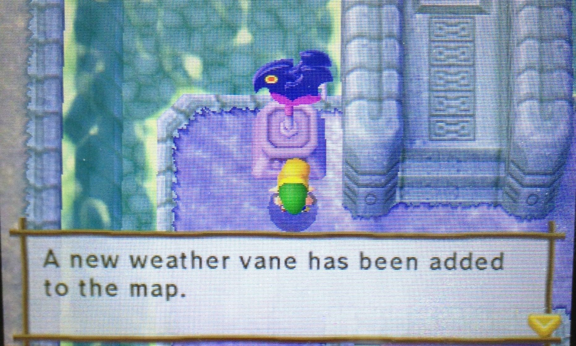 A Link Between Worlds Weather Vane Locations Guide | Legend ...