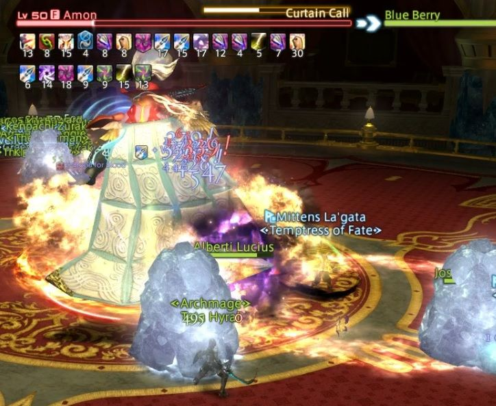 FFXIV: Syrcus Tower - Amon Boss Guide | Final Fantasy XIV