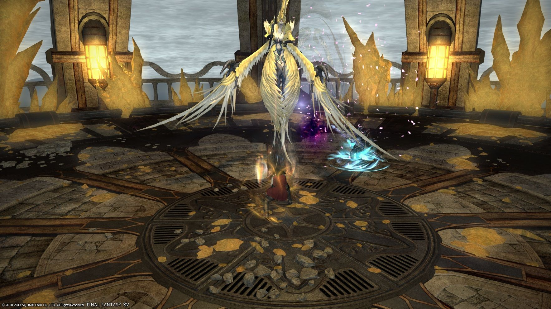 FFXIV: Pharos Sirius - Siren Final Boss Fight Guide | Final