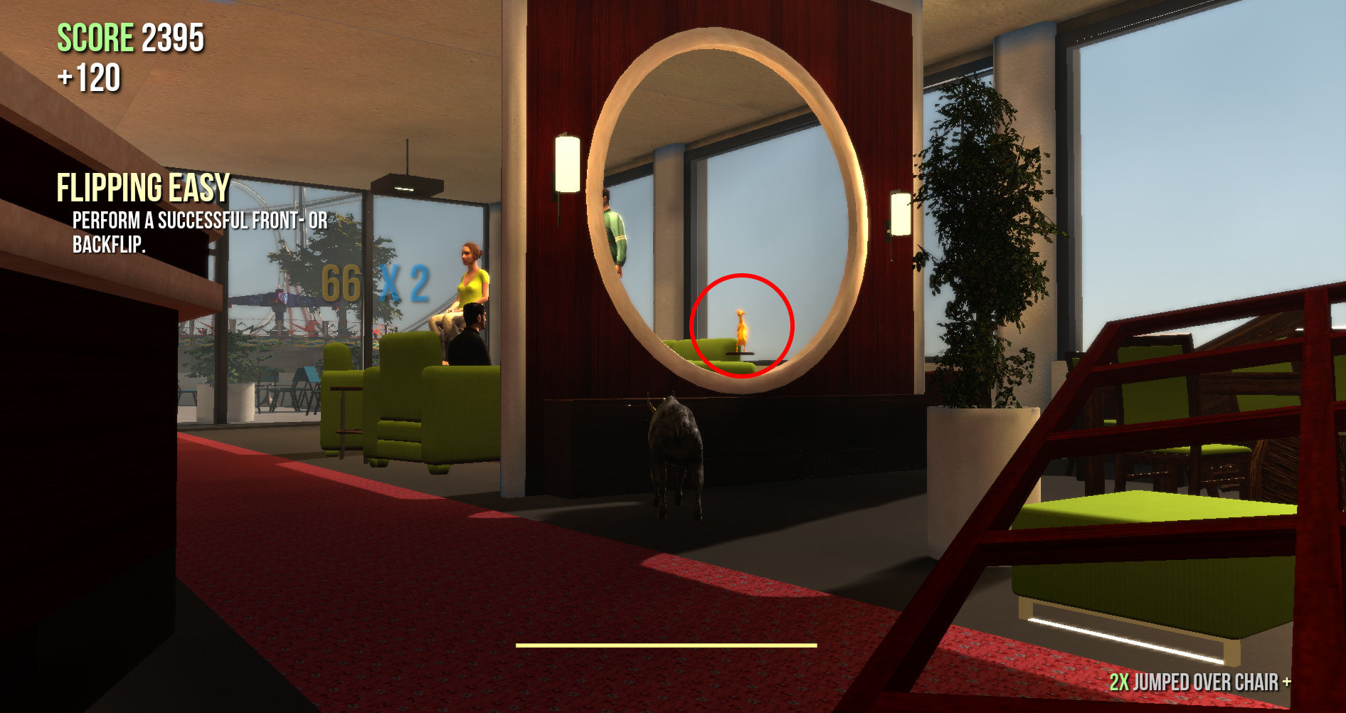 Goat Simulator Patch 1 1: All 30 Golden Goat Trophy Locations Guide