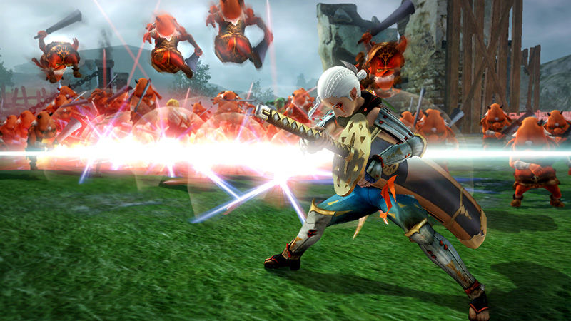 Hyrule Warriors To Not Have Any Online Co Op Hyrule Warriors