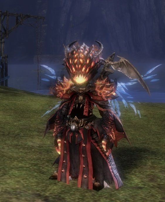GW2 Fashion] Diabolic Necromancer   Guild Wars 2