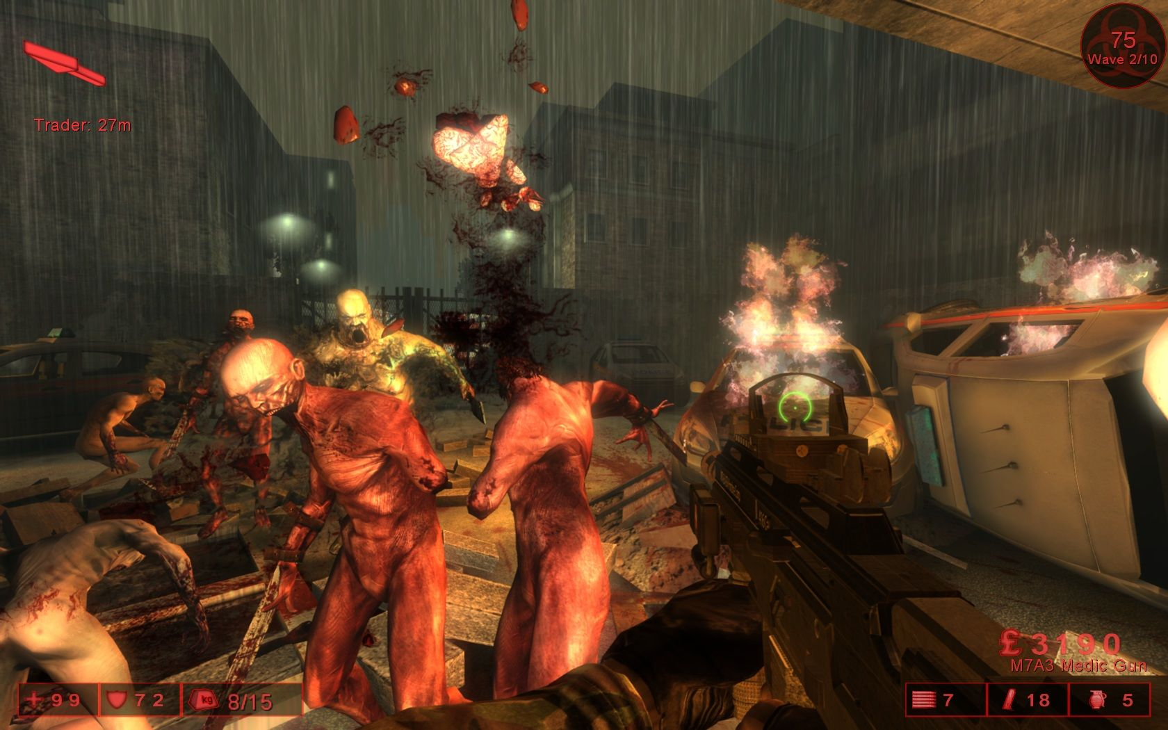 Killing Floor Review It Owns My Bleeding Still Beating