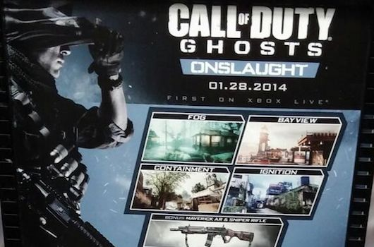 Call of Duty Ghosts Onslaught DLC - Joystiq