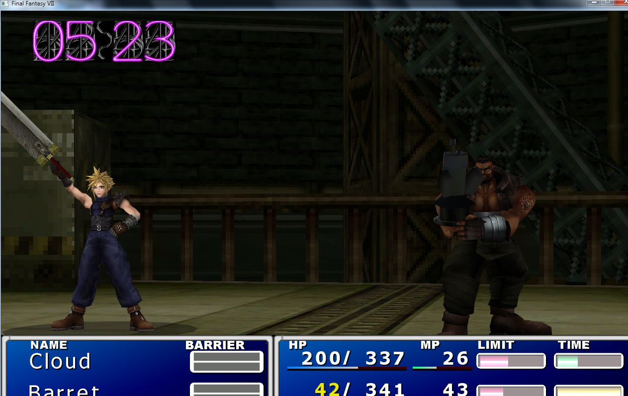 Why Final Fantasy VII Needs To Stay in the Vault     Sorry