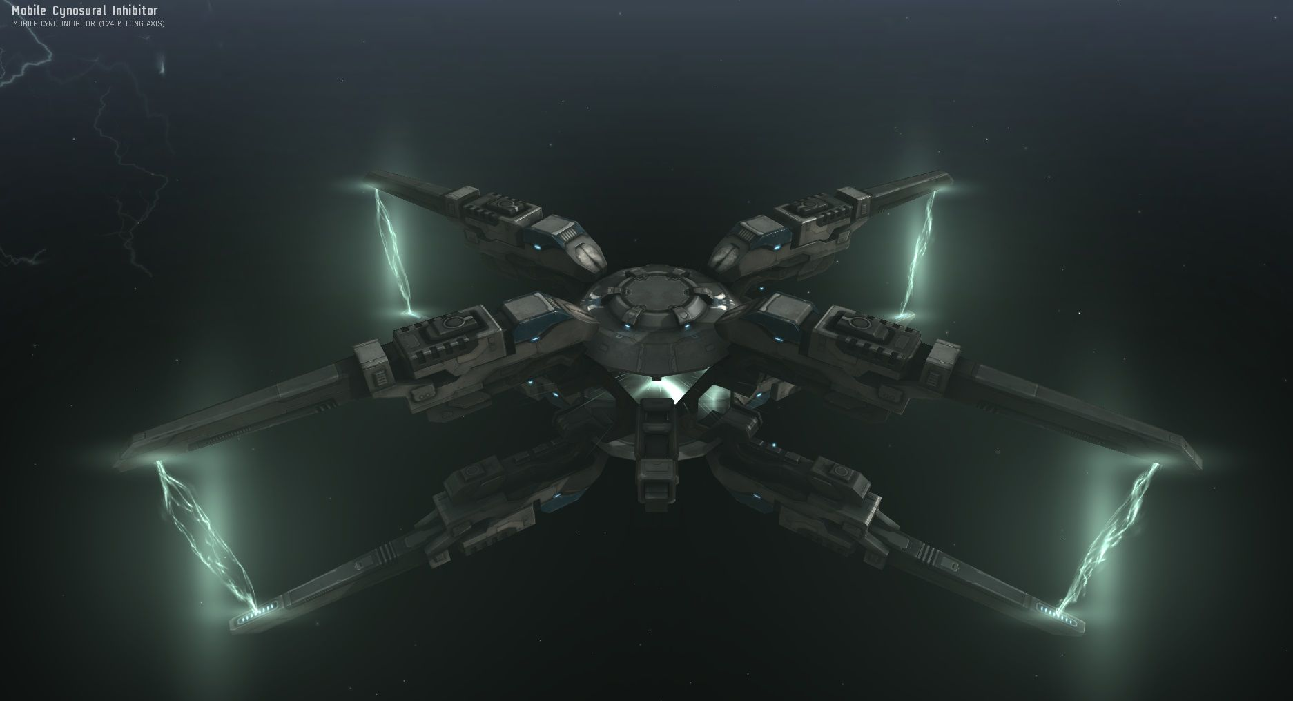 EVE Online: Rubicon Deployable Details - Space Yurts
