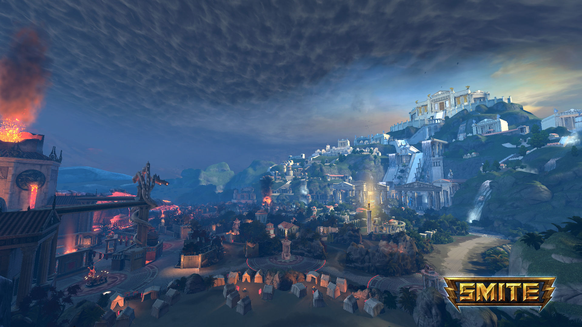 Smite: New Conquest Map Announced at Smite World Championship | SMITE