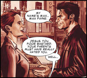 Max Payne 3 The Complete Series Graphic Novel Review Max Payne