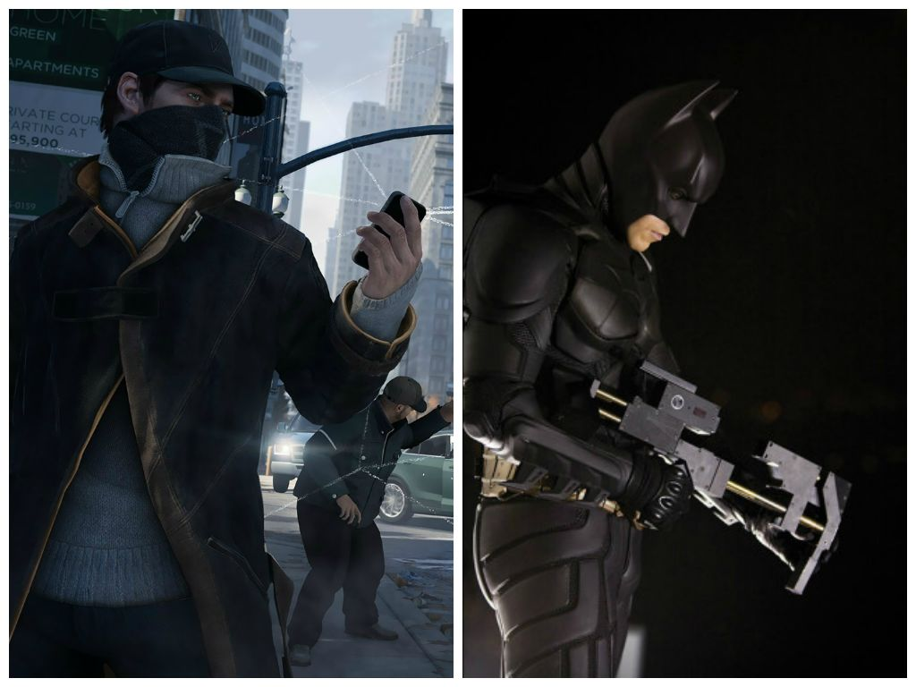 In Watch_Dogs, Chicago is at Pearce's disposal through one button on his  smartphone. He can disable communication devices on enemies to prevent  backup from ...