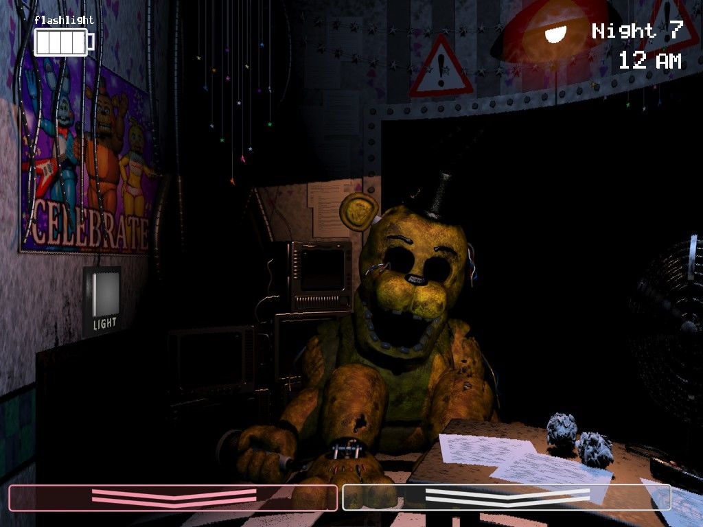 five nights at freddy s two is actually the prequel five nights