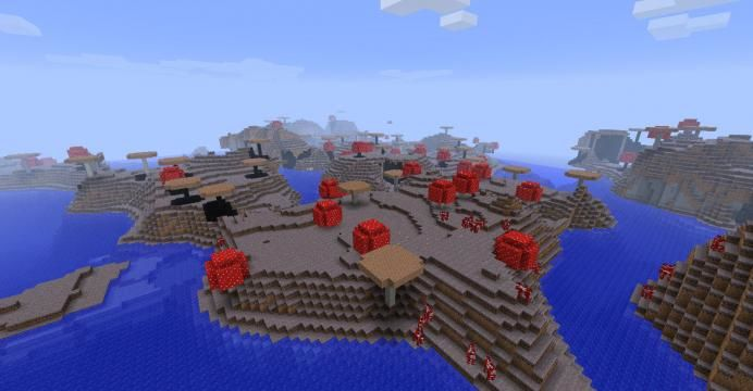 Biggest Minecraft House In The World 2013 the best minecraft seeds for lazy people | minecraft