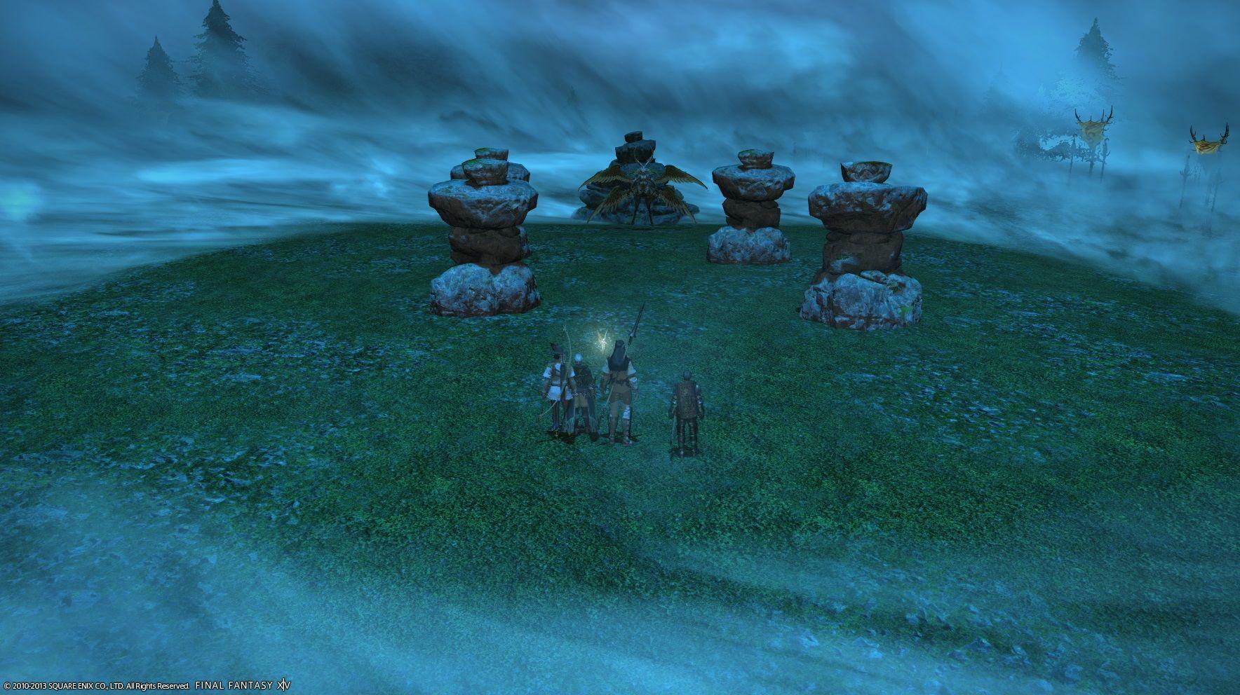 Ffxiv Garuda Fight Guide Final Fantasy Xiv