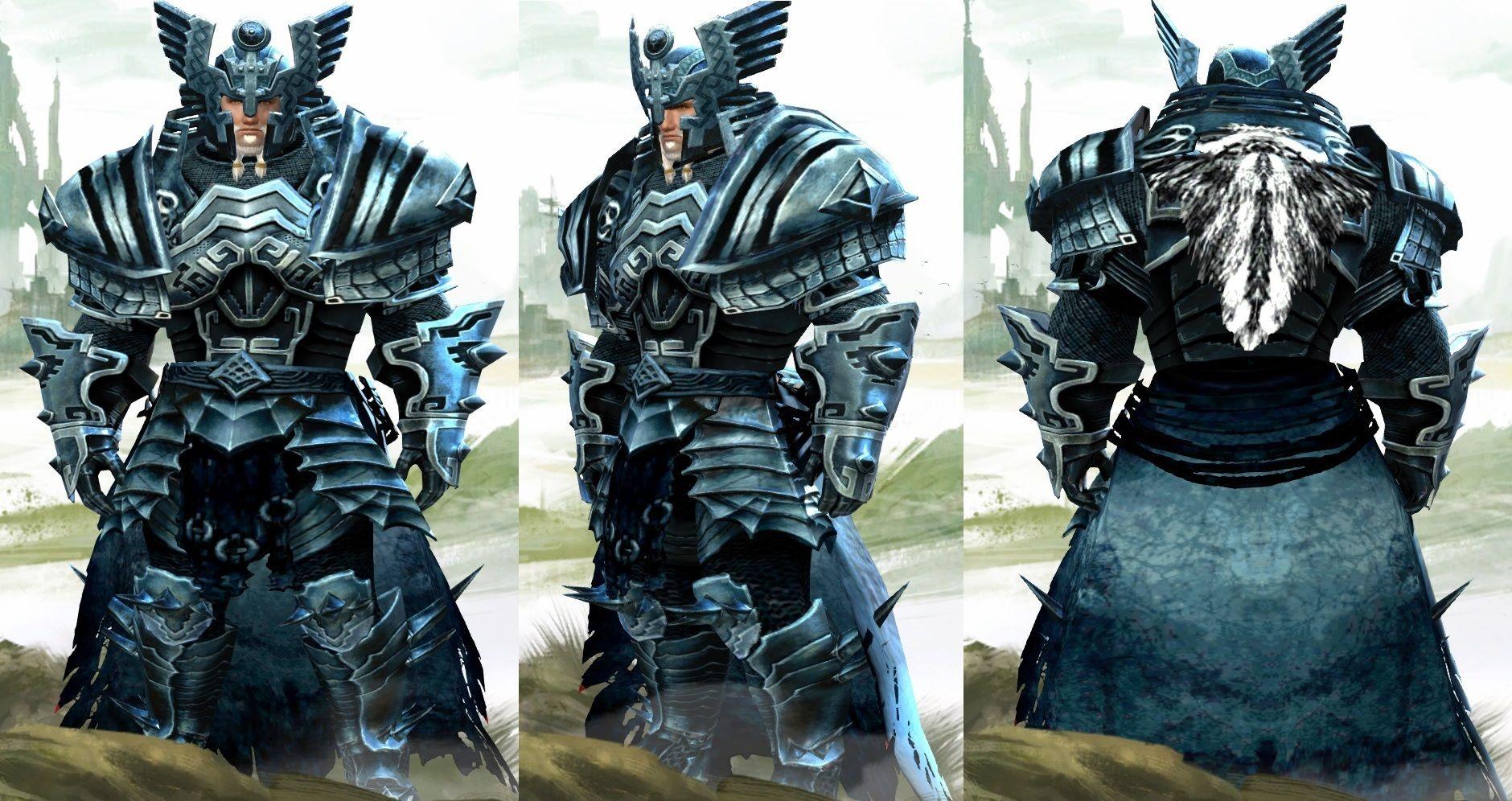Guild wars 2 legendary armor guide