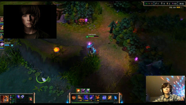 league of legends how to get better at camera movement