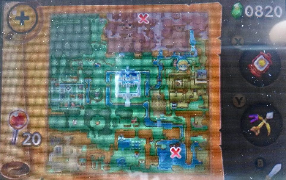 Legend of Zelda: A Link Between Worlds - Learning to Swim | The ...