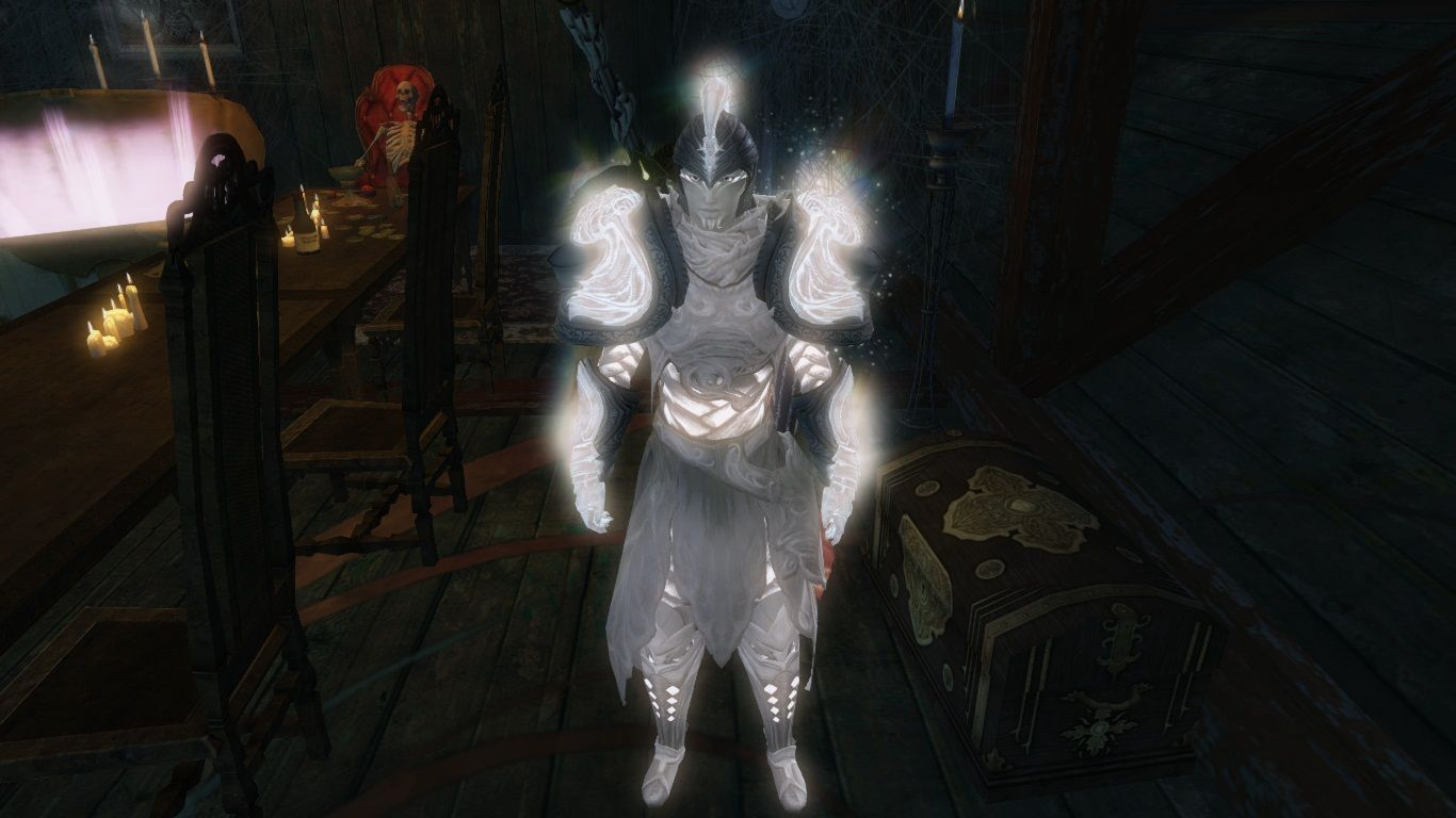 GW2 Fashion: The White Knight