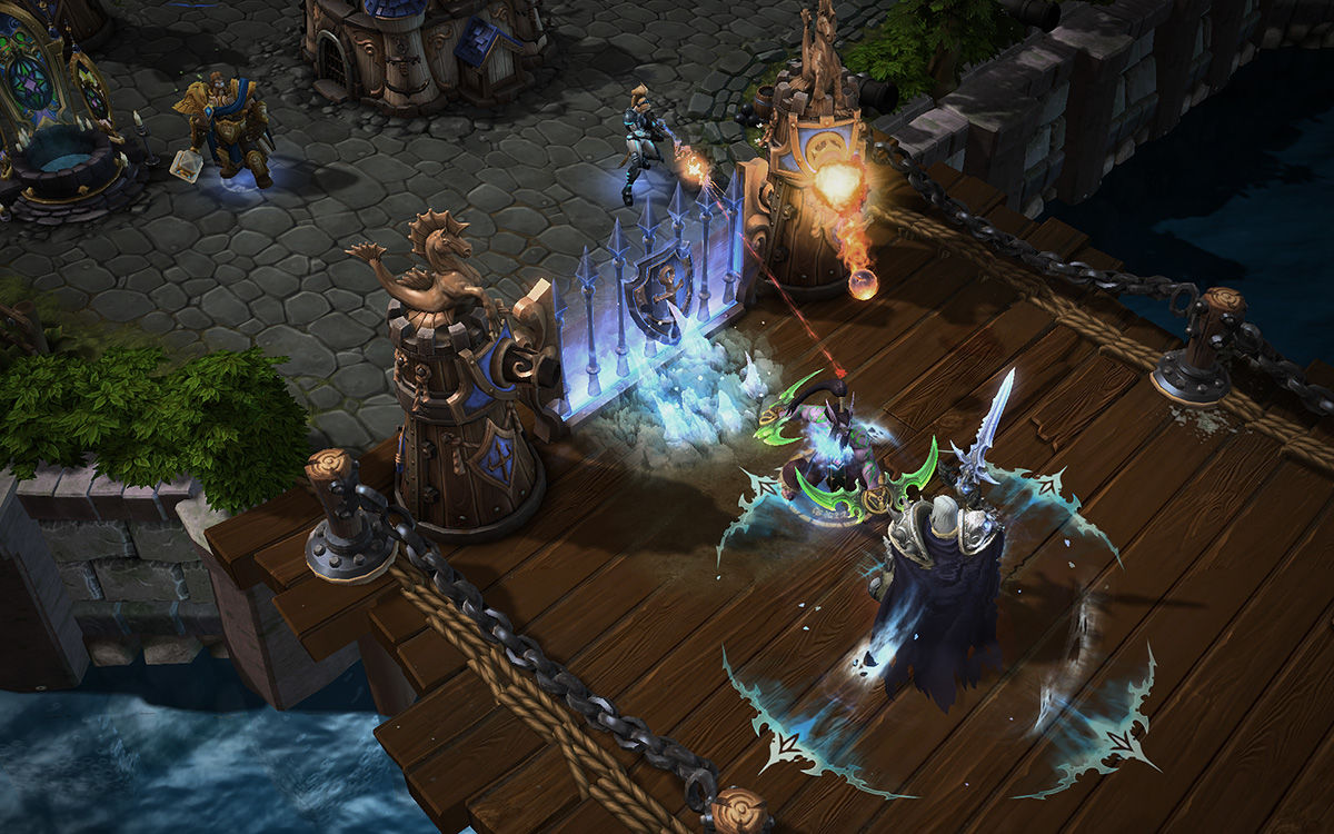 Heroes of the Storm: Dragon Slayer Awards Nomination for