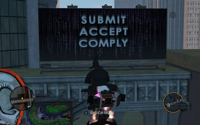 Saints Row Billboard Mod