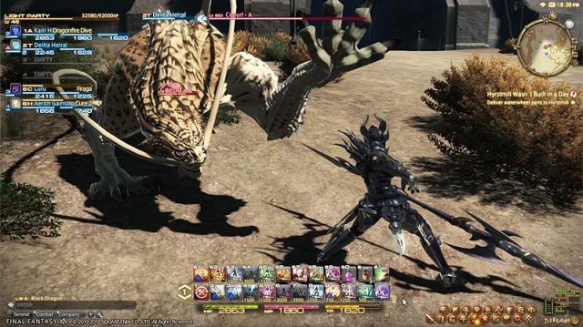 Changing My Opinion On MMOs: Final Fantasy XIV: A Realm