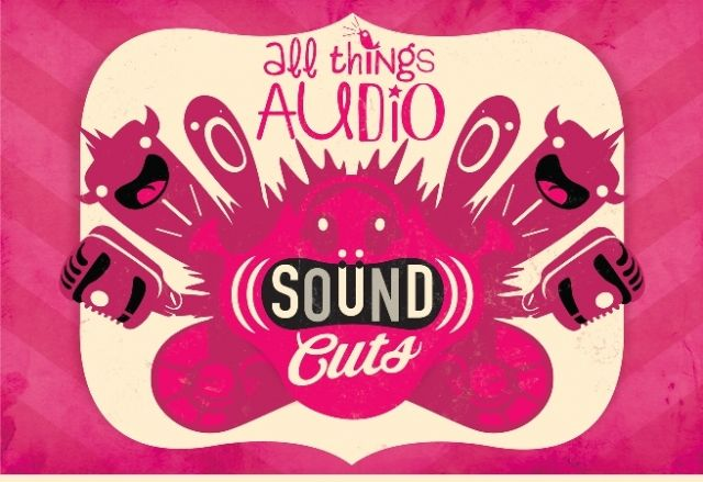 Flyer for Adele Cutting's company, SoundCuts