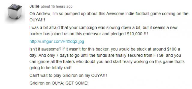 Ouya Involved in Kickstarter Crowdfunding Scandal