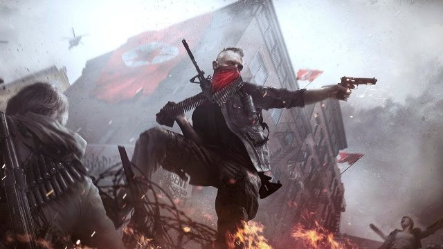 Promo for Homefront: The Revolution