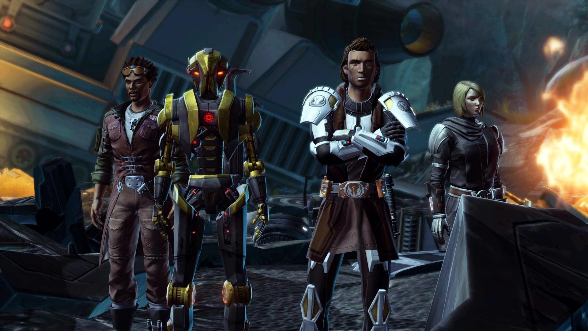 The Old Republic's newest expansion is as close to KOTOR III