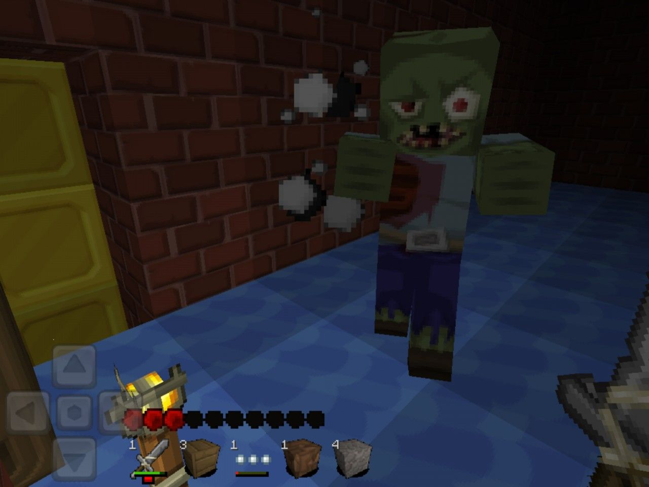The Creepiest Minecraft Seeds To Scare You Minecraft - Zombey skin fur minecraft pe