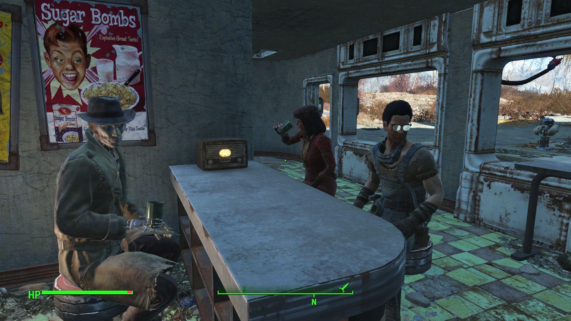 Fallout  Settlement Dog House