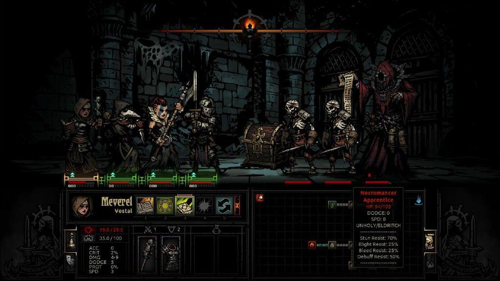 Darkest Dungeon Boss Guide Darkest Dungeon