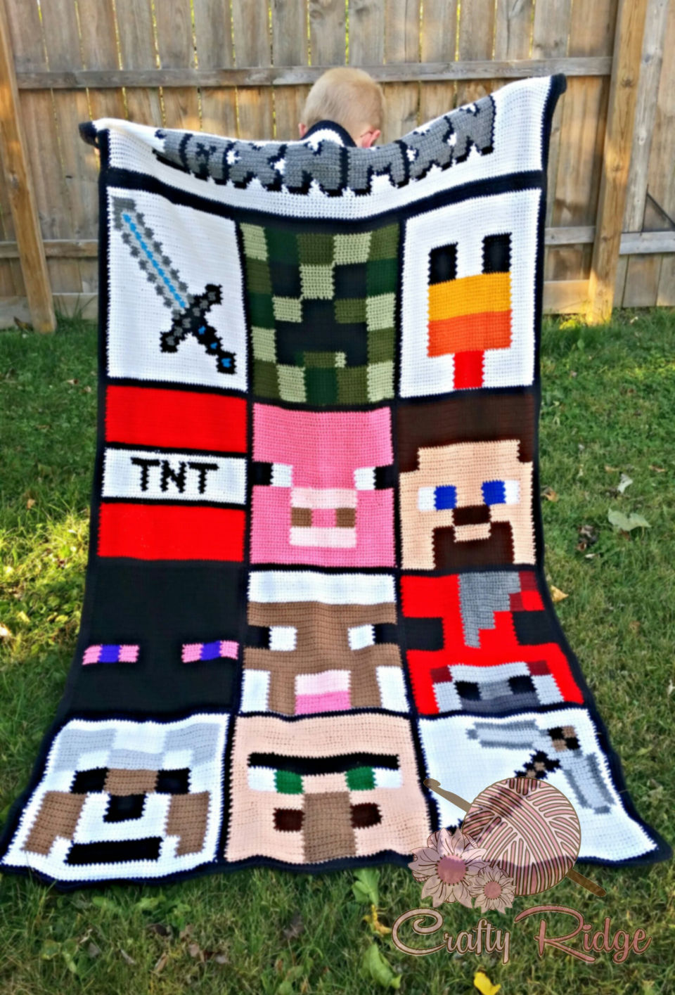 Most Creative Game-Inspired Crochet Projects
