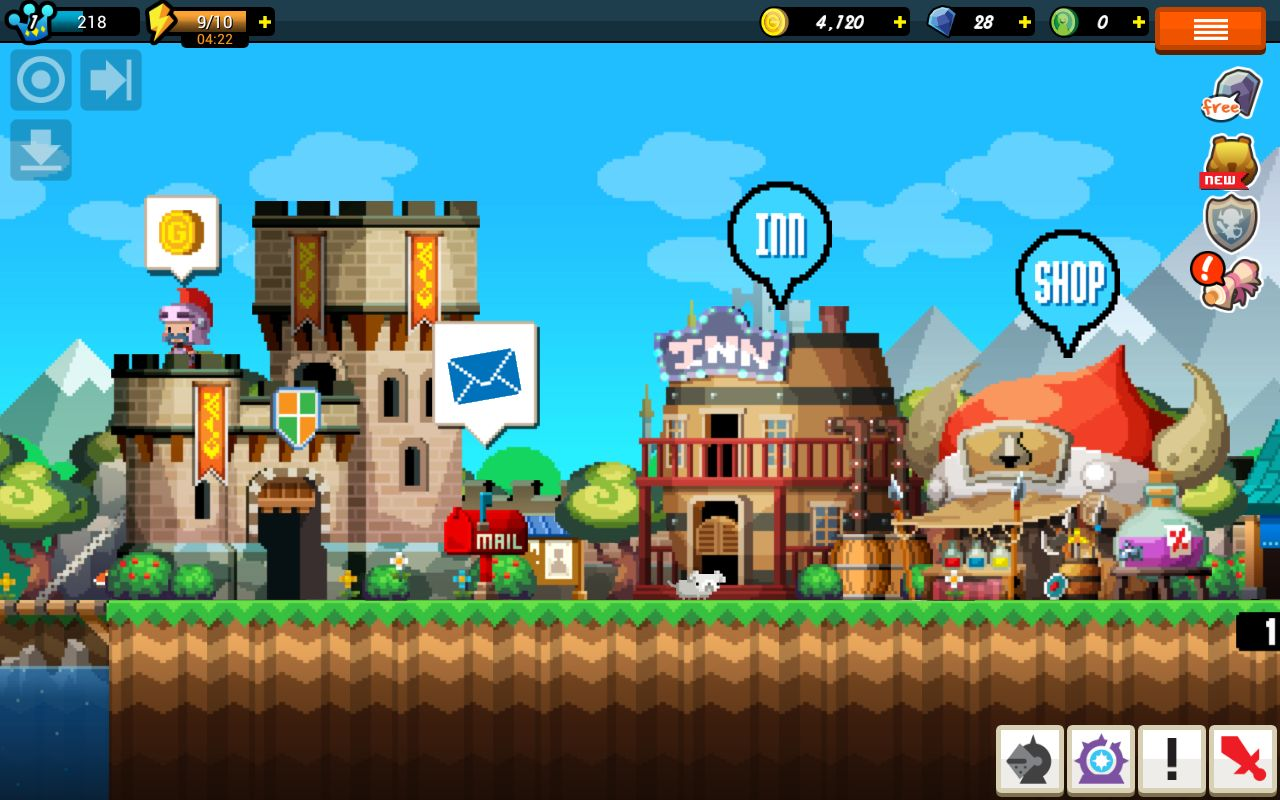 tap tap faraway kingdom extended gameplay guide what to do after