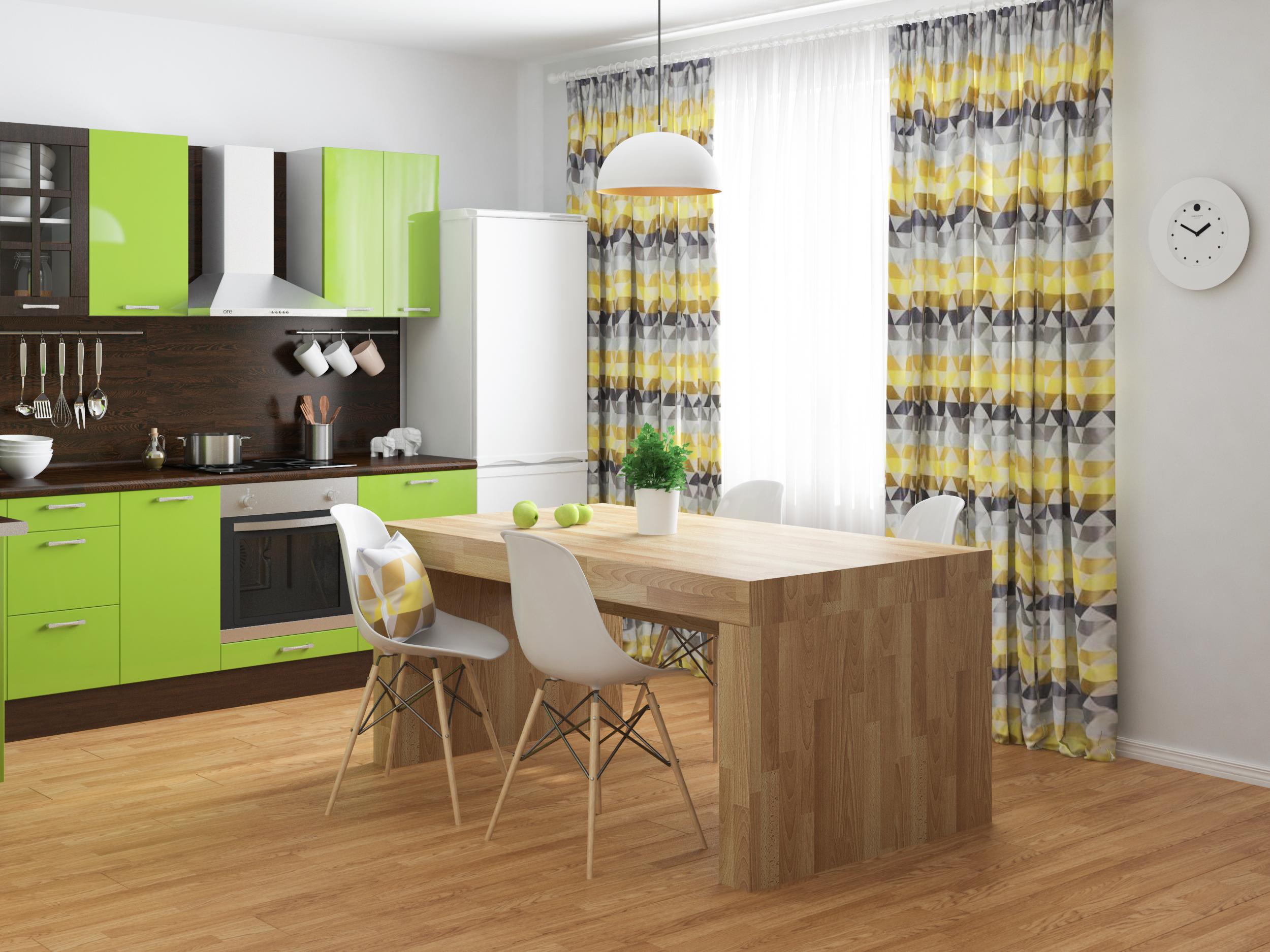 Летнее оформление кухни – готовое решение в интернет-магазине Леруа Мерлен  Красноярск