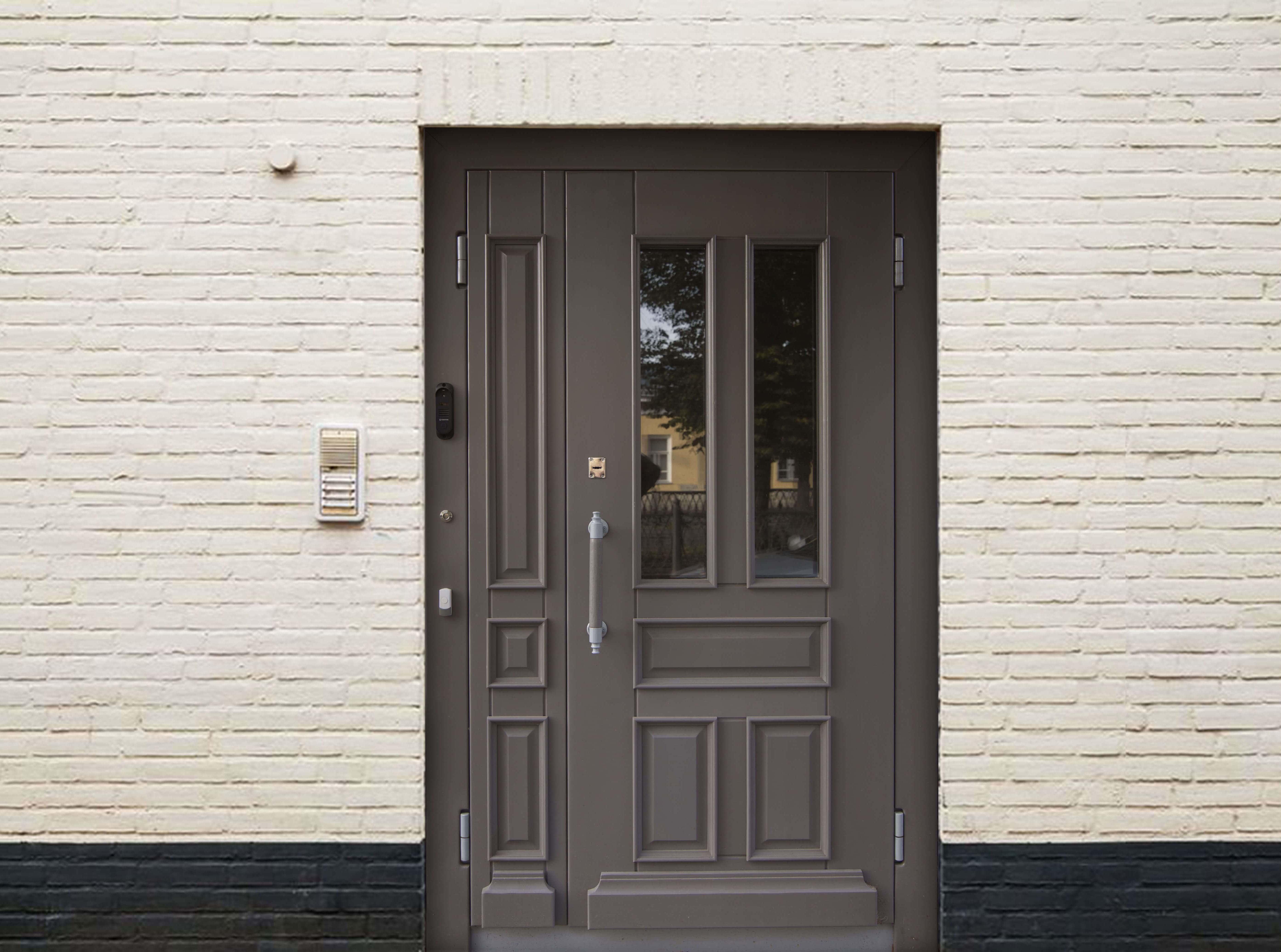 Пример входной двери 7
